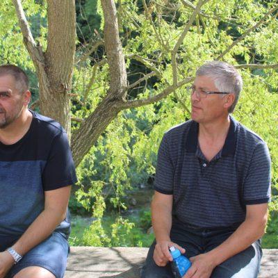 Tibor és Albert