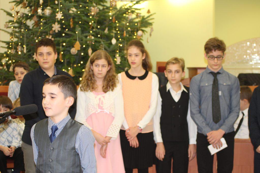 Gyermekek karácsonya
