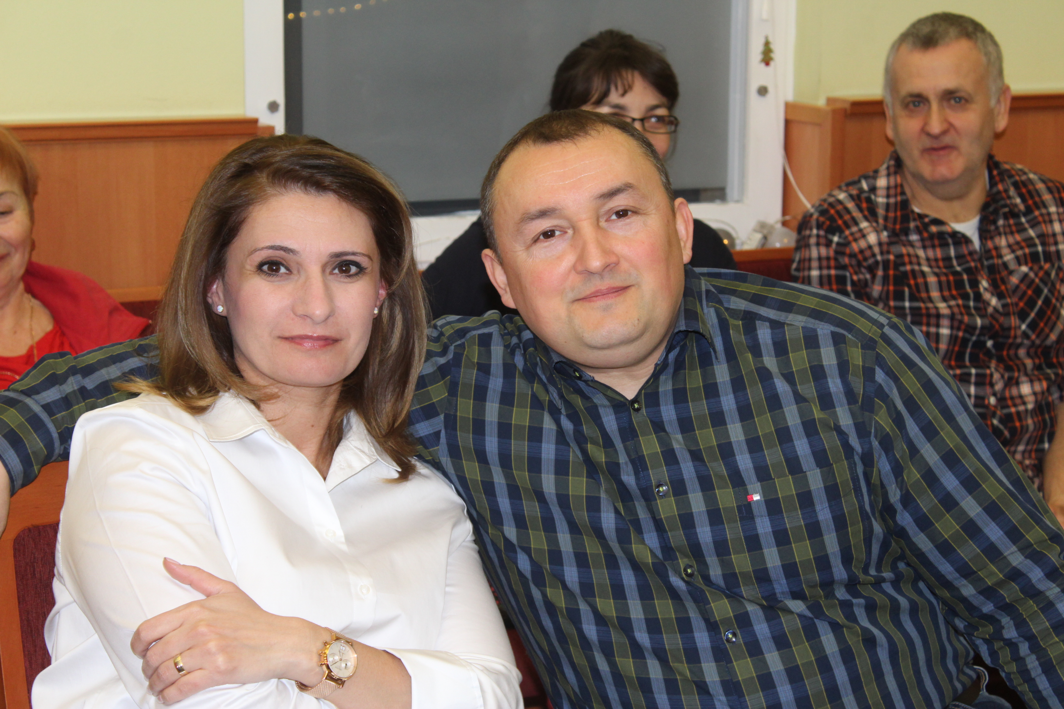 Patkás házaspár