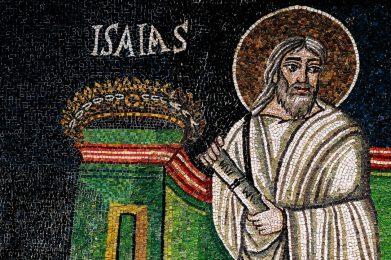 Gondolatom Ézsaiás könyvéről
