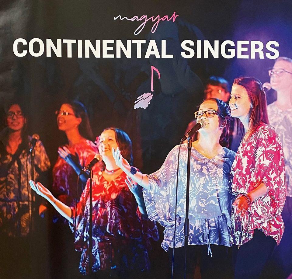 Continental Singers koncert